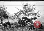 Image of German artillerymen fire 7.7 cm Feldkanone 16  France, 1916, second 4 stock footage video 65675045940