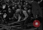 Image of Rail line inaugurated United States USA, 1917, second 1 stock footage video 65675045941