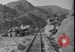 Image of Rail line inaugurated United States USA, 1917, second 4 stock footage video 65675045941