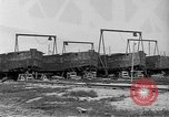 Image of barges at a boatyard United States USA, 1916, second 1 stock footage video 65675045945