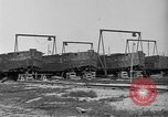 Image of barges at a boatyard United States USA, 1916, second 2 stock footage video 65675045945