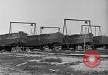 Image of barges at a boatyard United States USA, 1916, second 3 stock footage video 65675045945