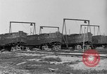 Image of barges at a boatyard United States USA, 1916, second 7 stock footage video 65675045945
