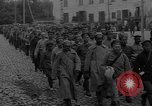 Image of Soviet prisoners of war Ukraine, 1919, second 2 stock footage video 65675045947
