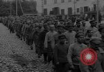 Image of Soviet prisoners of war Ukraine, 1919, second 4 stock footage video 65675045947