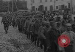 Image of Soviet prisoners of war Ukraine, 1919, second 6 stock footage video 65675045947