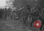 Image of Polish soldiers with arms and shovels Ukraine, 1919, second 2 stock footage video 65675045948