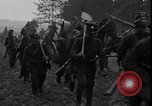 Image of Polish soldiers with arms and shovels Ukraine, 1919, second 7 stock footage video 65675045948