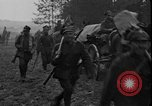 Image of Polish soldiers with arms and shovels Ukraine, 1919, second 9 stock footage video 65675045948