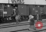 Image of Polish soldiers and families evacuating Poland, 1919, second 3 stock footage video 65675045949