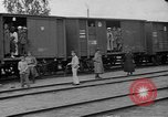Image of Polish soldiers and families evacuating Poland, 1919, second 6 stock footage video 65675045949