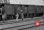 Image of Polish soldiers and families evacuating Poland, 1919, second 7 stock footage video 65675045949
