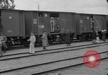 Image of Polish soldiers and families evacuating Poland, 1919, second 8 stock footage video 65675045949
