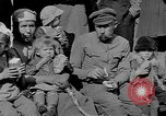 Image of Polish soldiers and families evacuating Poland, 1919, second 10 stock footage video 65675045949