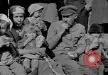 Image of Polish soldiers and families evacuating Poland, 1919, second 11 stock footage video 65675045949