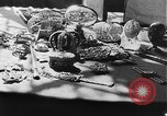 Image of Russian Crown Jewels Russia, 1918, second 3 stock footage video 65675045950