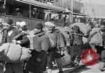 Image of Turkish Nationalists pose on dock Samsun Turkey, 1922, second 13 stock footage video 65675045953