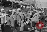 Image of Turkish Nationalists pose on dock Samsun Turkey, 1922, second 14 stock footage video 65675045953