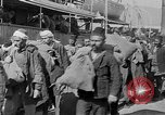 Image of Turkish Nationalists pose on dock Samsun Turkey, 1922, second 15 stock footage video 65675045953