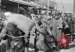 Image of Turkish Nationalists pose on dock Samsun Turkey, 1922, second 17 stock footage video 65675045953