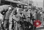 Image of Turkish Nationalists pose on dock Samsun Turkey, 1922, second 19 stock footage video 65675045953