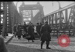 Image of French soldiers Saarbrucken Germany, 1920, second 1 stock footage video 65675045954