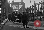 Image of French soldiers Saarbrucken Germany, 1920, second 2 stock footage video 65675045954