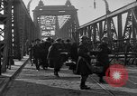 Image of French soldiers Saarbrucken Germany, 1920, second 3 stock footage video 65675045954