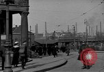 Image of French soldiers Saarbrucken Germany, 1920, second 10 stock footage video 65675045954