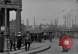Image of French soldiers Saarbrucken Germany, 1920, second 11 stock footage video 65675045954