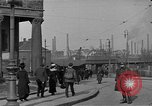 Image of French soldiers Saarbrucken Germany, 1920, second 12 stock footage video 65675045954