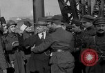 Image of French soldiers Saarbrucken Germany, 1920, second 16 stock footage video 65675045954