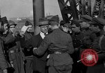 Image of French soldiers Saarbrucken Germany, 1920, second 17 stock footage video 65675045954