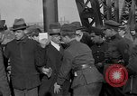 Image of French soldiers Saarbrucken Germany, 1920, second 19 stock footage video 65675045954