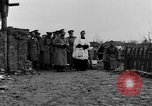 Image of Tsar Nicholas II views fallen soldiers Eastern Front European Theater, 1916, second 5 stock footage video 65675045957