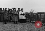 Image of Tsar Nicholas II views fallen soldiers Eastern Front European Theater, 1916, second 9 stock footage video 65675045957