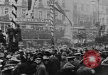 Image of End of World War One United Kingdom, 1919, second 6 stock footage video 65675045958
