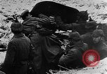 Image of German soldiers advancing in snowy terrain European Theater, 1916, second 8 stock footage video 65675045961