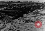 Image of German soldiers on the Western Front in World War I France, 1916, second 3 stock footage video 65675045962