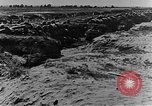 Image of German soldiers on the Western Front in World War I France, 1916, second 4 stock footage video 65675045962