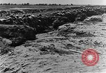 Image of German soldiers on the Western Front in World War I France, 1916, second 8 stock footage video 65675045962