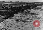 Image of German soldiers on the Western Front in World War I France, 1916, second 12 stock footage video 65675045962