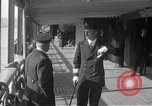 Image of Captain of British ocean liner Europe, 1920, second 6 stock footage video 65675045973