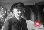 Image of Captain of British ocean liner Europe, 1920, second 12 stock footage video 65675045973