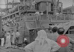 Image of relief supplies to Russia during revolution and world war 1 Novorossiysk Russia, 1917, second 3 stock footage video 65675045974