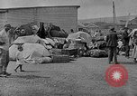 Image of relief supplies to Russia during revolution and world war 1 Novorossiysk Russia, 1917, second 9 stock footage video 65675045974