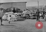 Image of relief supplies to Russia during revolution and world war 1 Novorossiysk Russia, 1917, second 10 stock footage video 65675045974