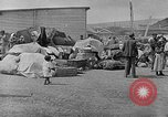 Image of relief supplies to Russia during revolution and world war 1 Novorossiysk Russia, 1917, second 11 stock footage video 65675045974