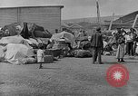 Image of relief supplies to Russia during revolution and world war 1 Novorossiysk Russia, 1917, second 12 stock footage video 65675045974