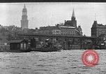 Image of harbor European Theater, 1916, second 1 stock footage video 65675045987